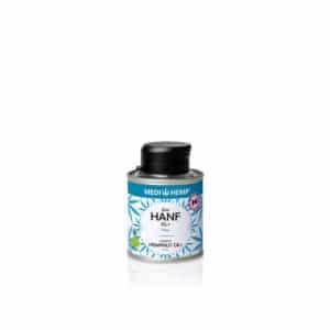 Medihemp BIO kendermagolaj CBD-vel (100 ml)