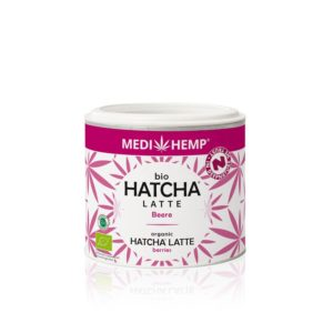 Bio HATCHA® Latte Berry 45g