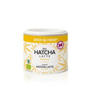 Bio HATCHA® Latte kurkuma 45g