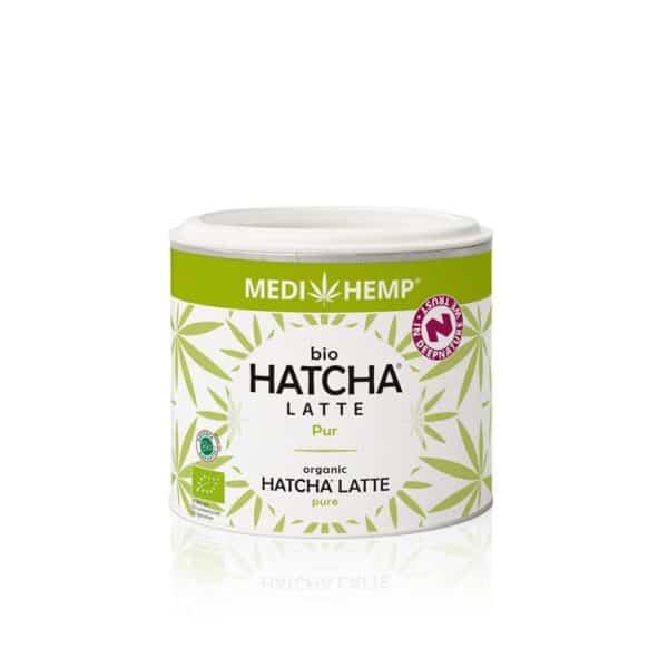 Bio HATCHA® Latte Pure 45g