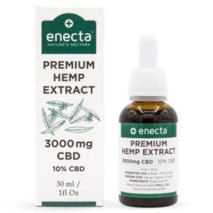 ENECTA 10% teljes spektrumú CBD olaj 30ml (3000mg)