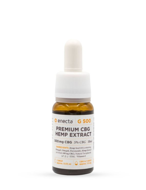 ENECTA G500 prémium CBG olaj