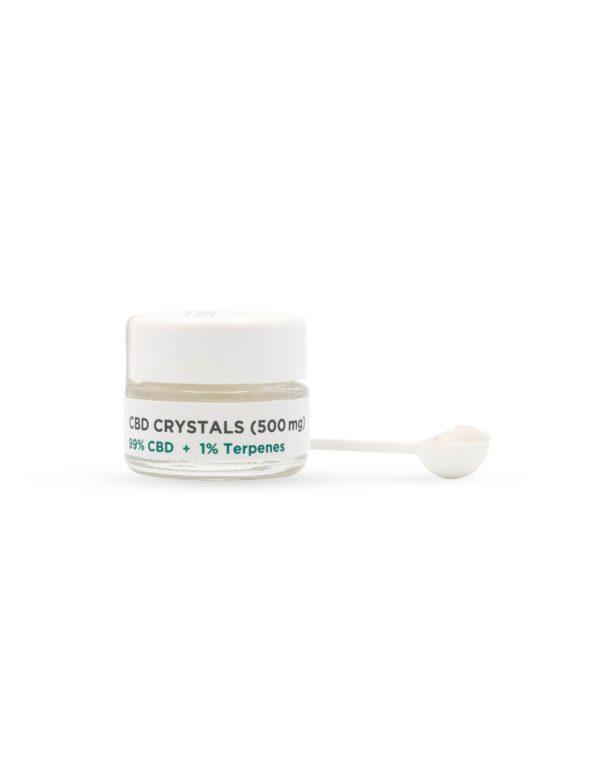 ENECTA Cc 500 CBD kristály